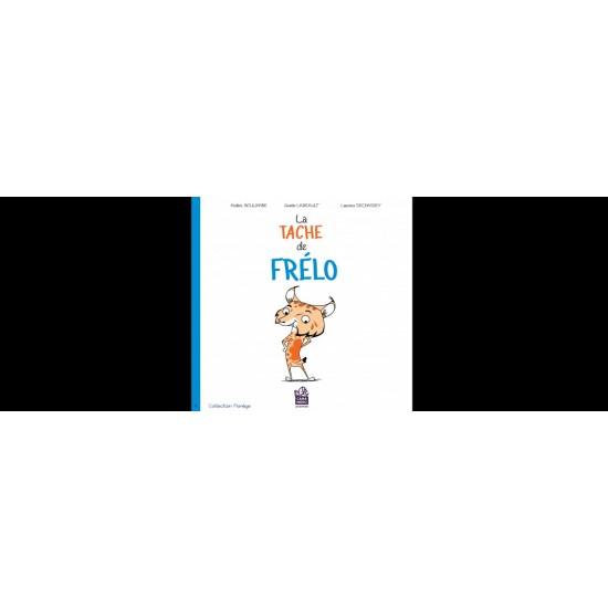 La tache de Frélo, ISBN 978-2-924421-55-0